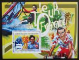 Poštovní známka Guinea 2006 Cyklistika Mi# Block 1080