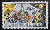 Poštovní známka Kongo 1980 Rotary Intl., 75. výročí Mi# 732 Kat 2€