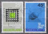 Poštovní známky Nizozemí 1970 Události Mi# 946-47