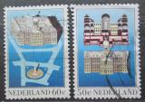 Poštovní známky Nizozemí 1982 Královský palác Mi# 1221-22