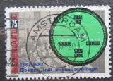Poštovní známka Nizozemí 1987 Zemědělská burza, 100. výročí Mi# 1322