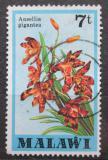 Poštovní známka Malawi 1979 Ansellia gigantea Mi# 308