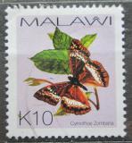 Poštovní známka Malawi 2007 Cymothoe zombana Mi# 786
