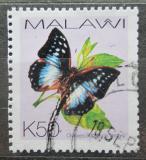 Poštovní známka Malawi 2002 Charaxes pythoduras Mi# 719