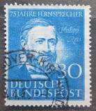 Poštovní známka Německo 1952 Philipp Reis Mi# 161 Kat 18€