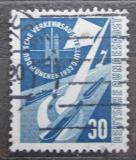 Poštovní známka Německo 1953 Dopravní výstava Mi# 170 Kat 20€