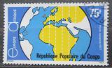 Poštovní známka Kongo 1977 EUROPAFRIQUE Mi# 569