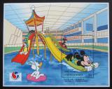 Poštovní známka Grenada Gren. 1994 Disney, Mickey Mouse Mi# Block 312