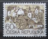 Poštovní známka Česká republika 1995 Vesnice Mi# 72