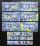 Poštovní známky Šalamounovy ostrovy 2005 Evropa CEPT Mi# 1220-31,Bl 84-89 Kat 43€