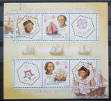 Poštovní známky Rumunsko 2005 Evropa CEPT Mi# Block 360 Kat 25€