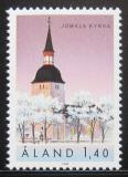 Poštovní známka Alandy, Finsko 1988 Kostel, Jomala Mi# 31