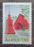 Poštovní známka Alandy, Finsko 1993 Kostel v Sottunga Mi# 78