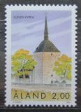 Poštovní známka Alandy, Finsko 1994 Kostel v Sund Mi# 91