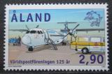 Poštovní známka Alandy, Finsko 1999 UPU, 125. výročí Mi# 161