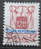 Poštovní známka Česká republika 1997 Kubismus Mi# 150