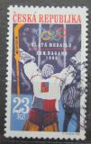 Poštovní známka Česká republika 1998 ZOH Nagano, lední hokej Mi# 176