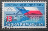Poštovní známka Česká republika 2000 LOH Sydney Mi# 267