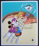 Poštovní známka Grenada 1995 Disney, Mickey Mouse Mi# Block 406