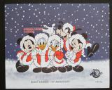 Poštovní známka Sierra Leone 1998 Disney, Mickey Mouse Mi# Block 391 Kat 7.50€