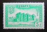 Poštovní známka Fezzán, Libye 1949 Hrob Beni Khettab Mi# 36