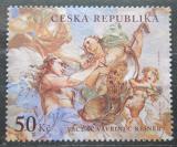 Poštovní známka Česká republika 2001 Umění, Václav Vavřinec Reiner Mi# 288