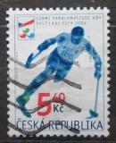 Poštovní známka Česká republika 2002 Zimní paralympijské hry Mi# 314