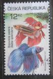 Poštovní známka Česká republika 2003 Ryby Mi# 364