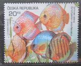 Poštovní známka Česká republika 2003 Ryby Mi# 367