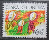 Poštovní známka Česká republika 2004 Velikonoce Mi# 391