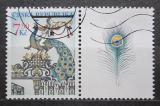 Poštovní známka Česká republika 2005 Pozdrav Mi# 423
