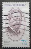 Poštovní známka Česká republika 2005 Bohuslav Brauner, chemik Mi# 430