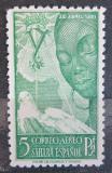 Poštovní známka Španělská Sahara 1951 Královna Isabella I. Mi# 118 Kat 35€