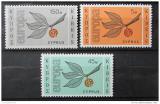 Poštovní známky Kypr 1965 Evropa CEPT Mi# 258-60 Kat 35€