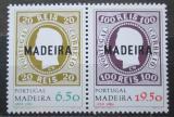Poštovní známky Madeira 1980 První známky, 112. výročí Mi# 62-63