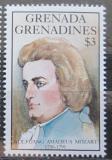 Poštovní známka Grenada Gren. 1992 Wolfgang Amadeus Mozart Mi# 1648 Kat 7.50€