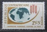 Poštovní známka SAR 1963 Boj proti hladu Mi# 34
