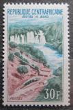 Poštovní známka SAR 1963 Vodopády Boali Mi# 40