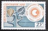 Poštovní známka SAR 1964 Rok Slunce Mi# 57