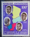 Poštovní známka SAR 1964 Konference afrických vůdců Mi# 58