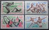 Poštovní známky SAR 1964 LOH Tokio Mi# 59-62 Kat 11€