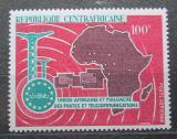 Poštovní známka SAR 1967 Africká poštovní unie Mi# 130