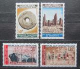 Poštovní známky SAR 1967 Památky Mi# 151-54 Kat 9€