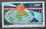 Poštovní známka SAR 1971 Světový den komunikace Mi# 239