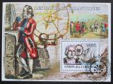 Poštovní známka Komory 2009 Kryštof Kolumbus Mi# Block 460 Kat 15€