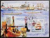 Poštovní známka Guinea-Bissau 2006 Lodě Mi# 3323 Kat 11€