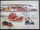 Poštovní známka Guinea-Bissau 2006 Doprava Mi# 3379 Kat 12€