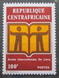 Poštovní známka SAR 1972 Mezinárodní rok knihy Mi# 261 Kat 3.60€