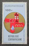 Poštovní známka SAR 1972 EUROPAFRIQUE Mi# 288