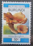 Poštovní známka Burundi 1992 Houby Mi# 1746